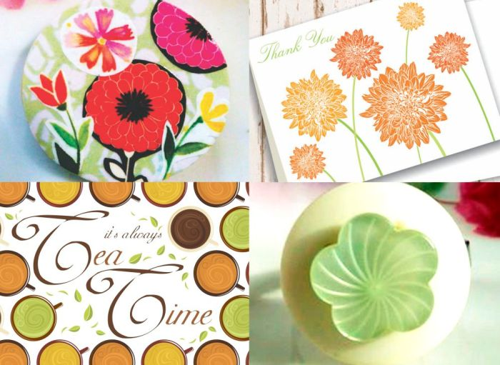 Shalom Schultz Designs Etsy Shop sells handmade art, stationery, jewelry and home decor.